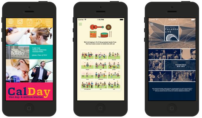 Apps de Eventos