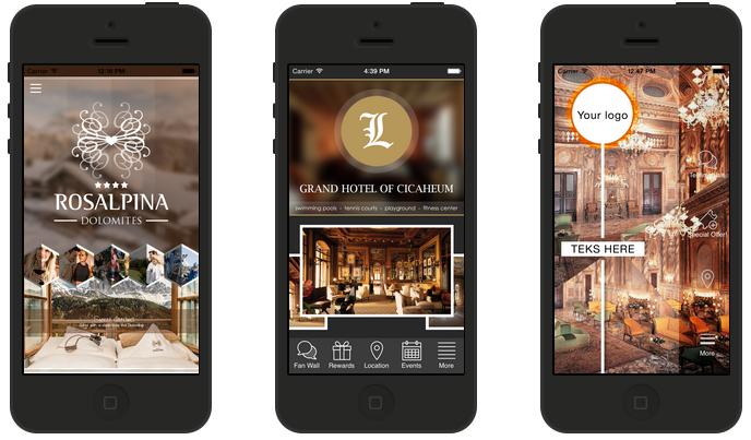 Apps de Hoteles