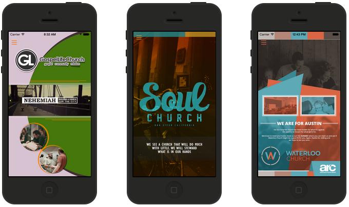 Apps de Iglesias - Centros Culturales