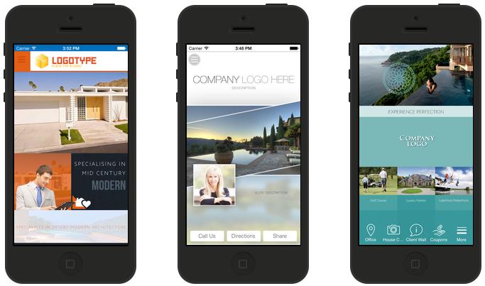 Apps de Inmobiliarias